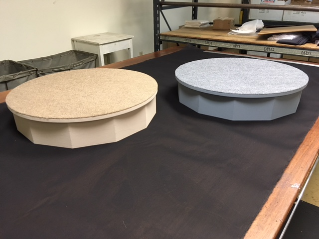 Round Display Tables For Sale Warehouse Clearance Hudson