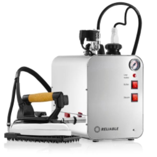 New – Reliable i600 Steam Generator Ironing System
