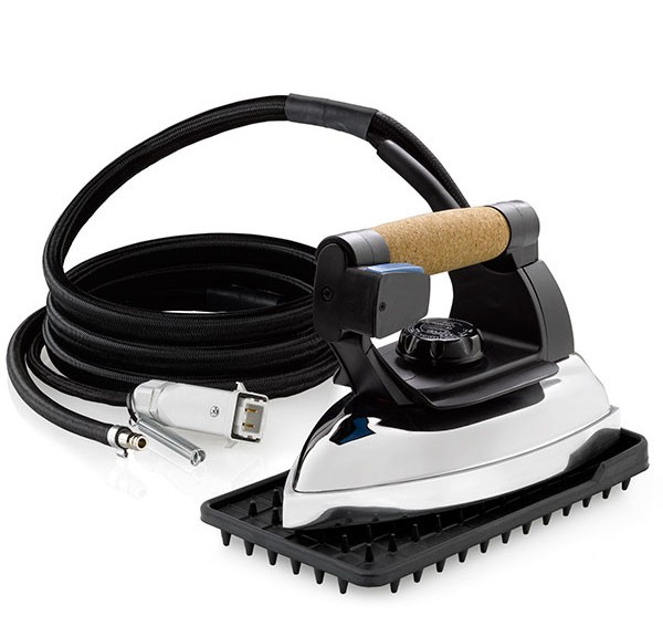 Reliable 2200IR Steam Iron With 7-Foot Steam Hose